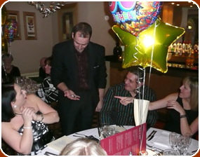 Birthday Magician in Birmingham