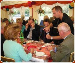 Table Magician in Kent